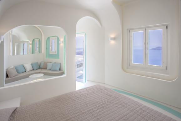 Ολοκληρωμένο έργο, Σαντορίνη - Ξενοδοχείο Ανδρόνικος 2