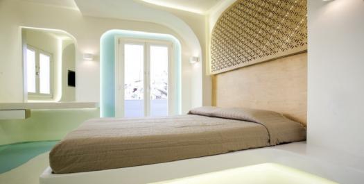 Ολοκληρωμένο έργο, Σαντορίνη - Ξενοδοχείο Ανδρόνικος