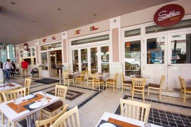 Ολοκληρωμένο έργο, Αθήνα Μοναστηράκι - Κατάστημα εστίασης