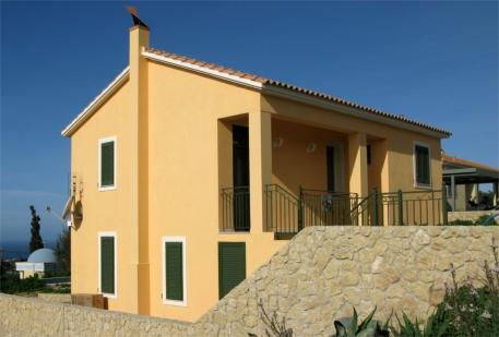 Ολοκληρωμένο έργο, Κεφαλονιά - Ιδιωτική κατοικία