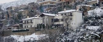 Ολοκληρωμένο έργο, Παρνασσός - Ξενοδοχείο Ερωχός