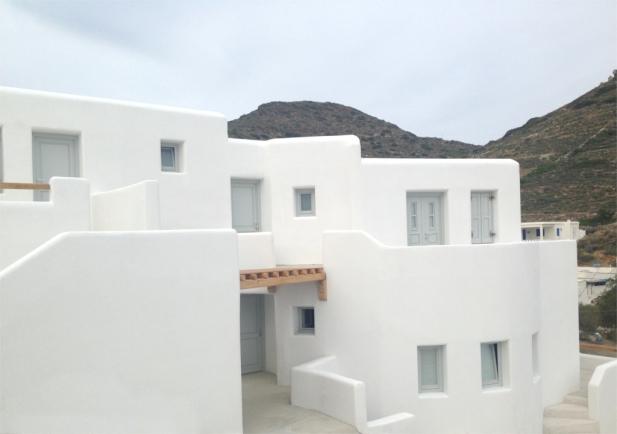 Ολοκληρωμένο έργο, Φολέγανδρος - Ιδιωτική κατοικία