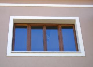 Ξύλινο παράθυρο, συνδιασμός ανοιγόμενου με σταθερά παράθυρα