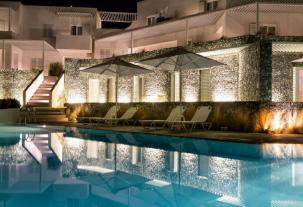 Ολοκληρωμένο έργο, Ίος - Ξενοδοχείο Relux