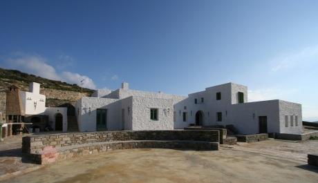 Ολοκληρωμένο έργο, Σύρος - Ιδιωτική κατοικία